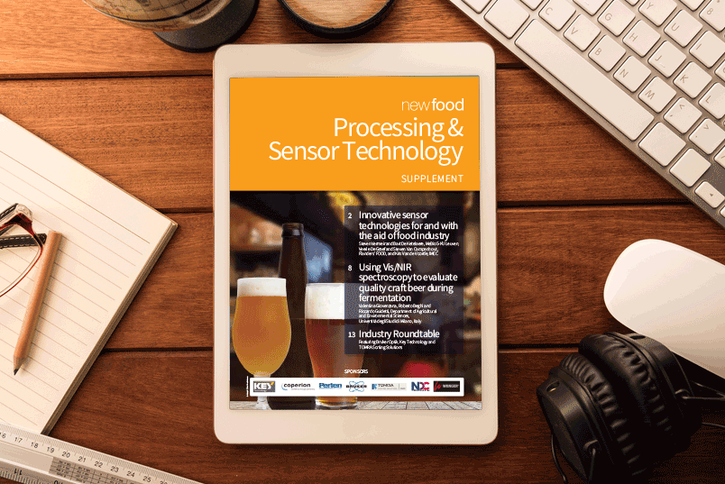 Processing and Sensor Technology supplement