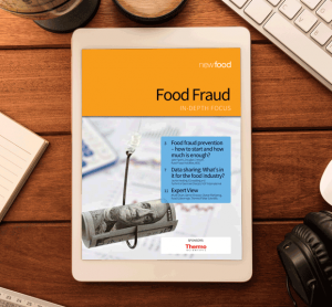 Food Fraud In-Depth Focus