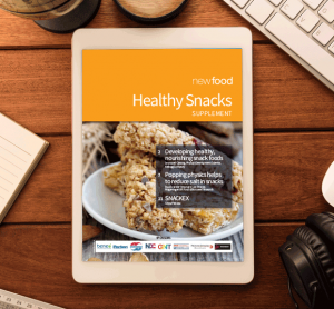 Healthy Snacks supplement 2015