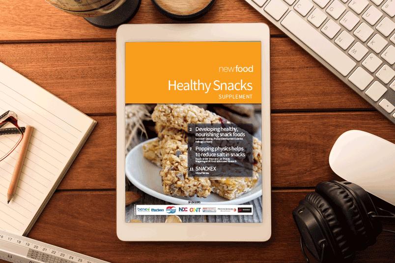 Healthy Snacks supplement 2015