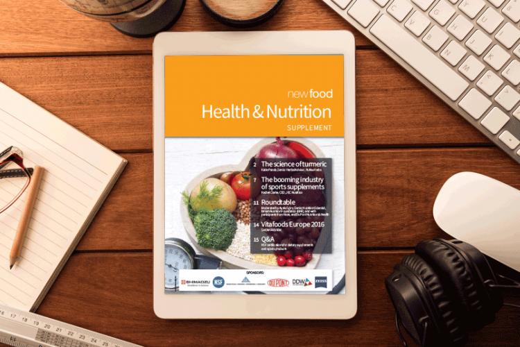 Health & Nutrition supplement 2016