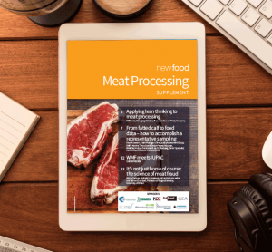 Meat Processing supplement 2016