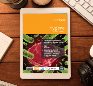 Hygiene supplement 2015