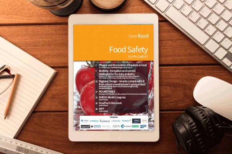 Food Safety supplement 2016