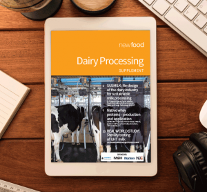 Dairy Processing supplement 2015