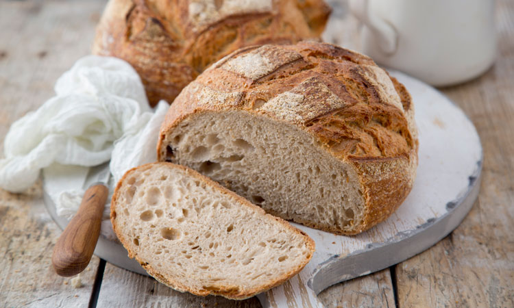 bread baked with IoT