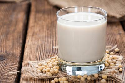 Dairy alternative drinks