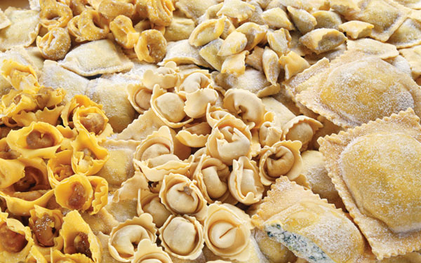 Extrusion: Pasta the traditional way