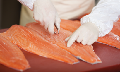Fish fillet by-products account for 60-70% of the whole fish weight