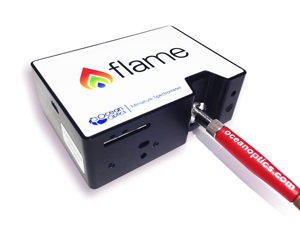 Ocean Optics Expands Flame Spectrometer Line with Versatile Miniature NIR Spectrometer