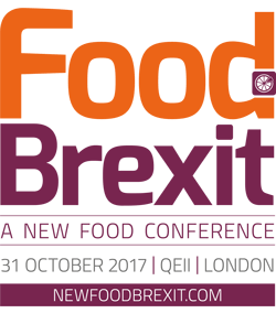 New Food Brexit, 31 October 2017, QEII London