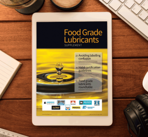 Food Grade Lubricants supplement 2013