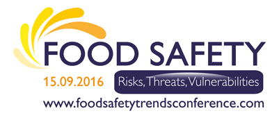 The Food Safety Conference – Risks, Threats & Vulnerabilities