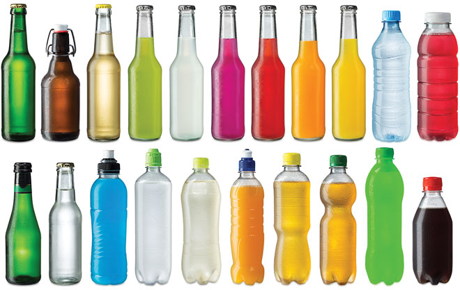 Functional lipids in beverage-products