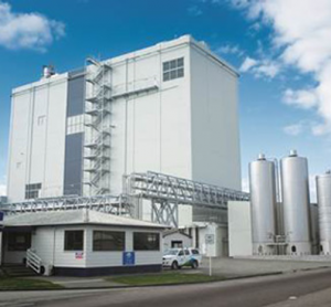 GEA builds world's first earthquake proof milk drying plant