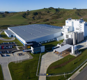 GEA's new infant formula plant