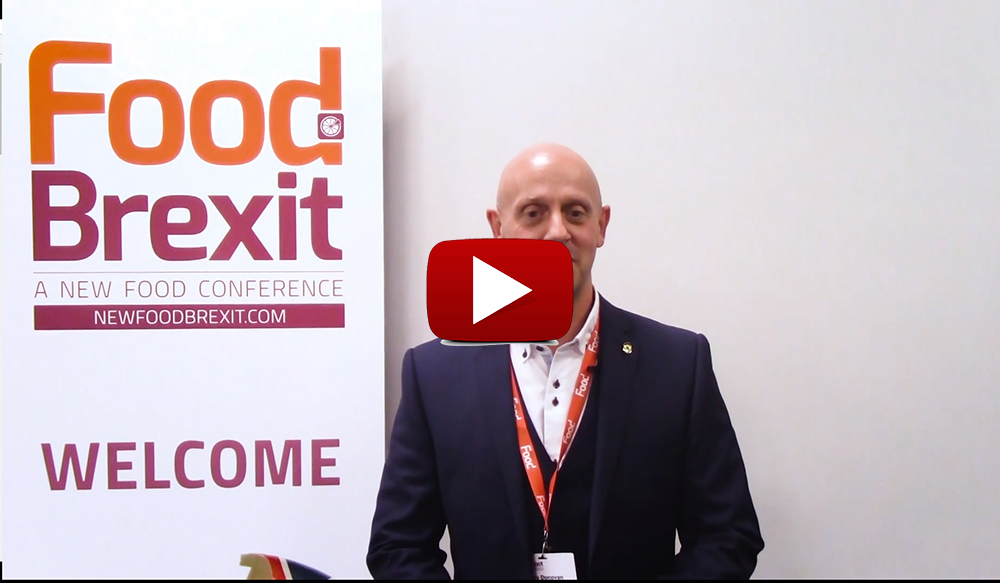 Food Brexit 2017: Interview with Gary Donovan, Operations Director, Premier Foods