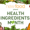 Health Ingredients Month: What did we learn?