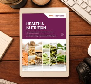Health & Nutrition in-depth focus 2017