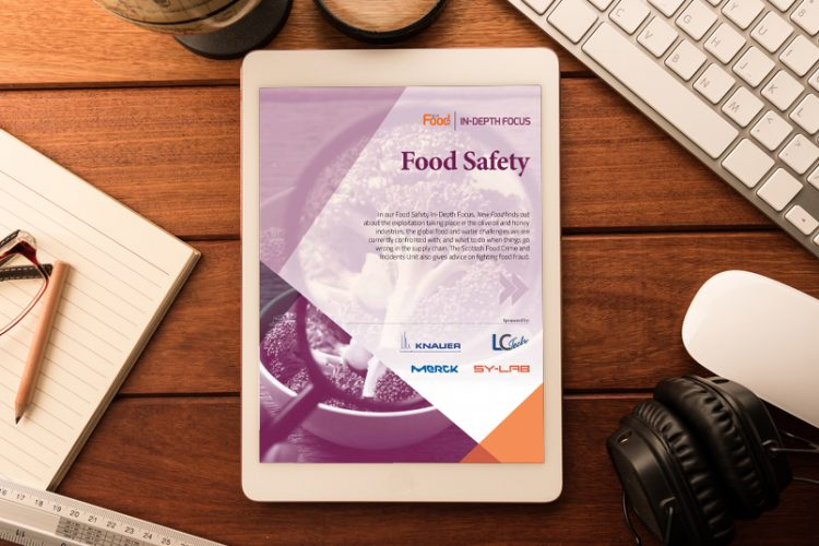 Food Safety IDF Jan 2020