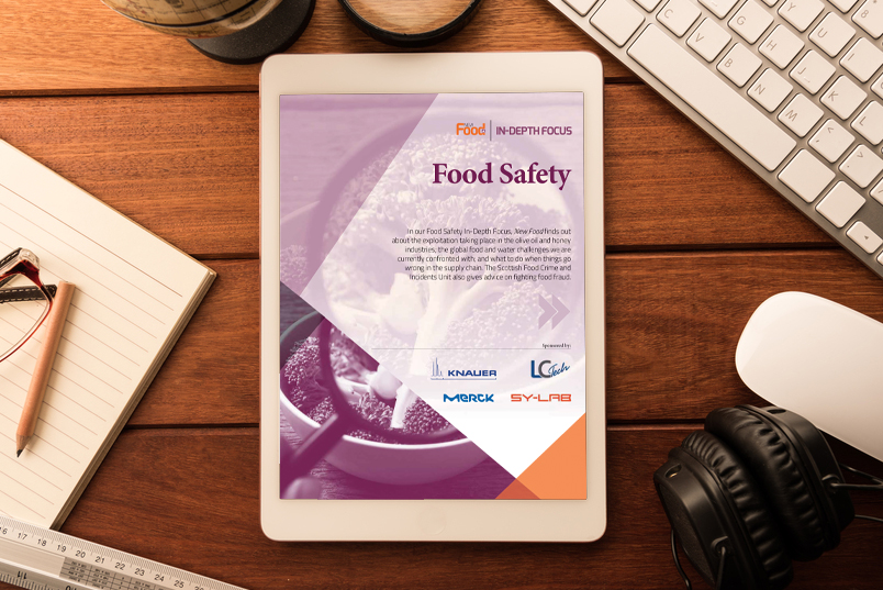Food Safety IDF Jan 2020