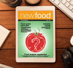 New Food magazine - Issue #1 2016