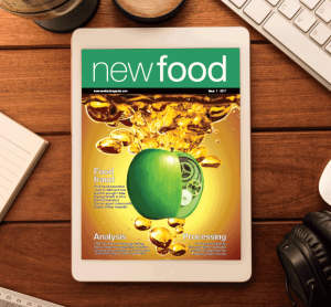 New Food magazine - Issue #1 2017
