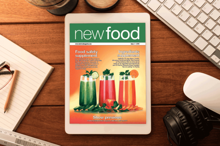 New Food magazine - Issue #3 2016