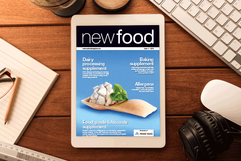 New Food magazine - Issue #4 2016
