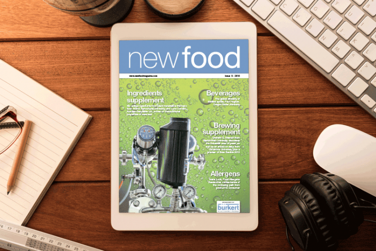 New Food magazine - Issue #5 2016