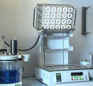 120 samples per day – the new Kjeldahl system