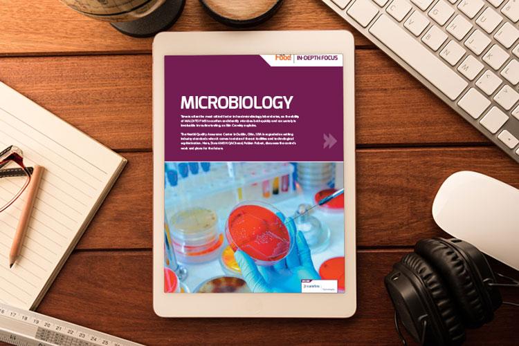 Microbiology In-Depth Focus 2018