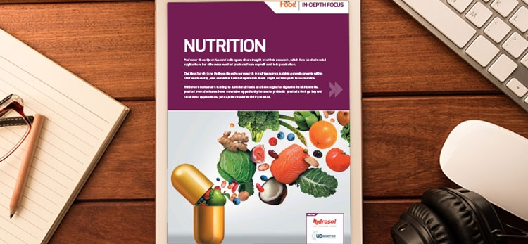 Nutrition In-Depth Focus 2018