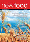 New Food Issue #3 2014