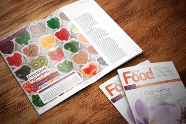 New Food Issue #2 2017 spread