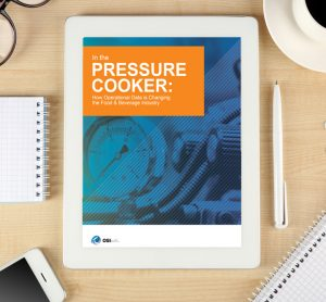In the pressure cooker: how operational data is changing the food & beverage industry