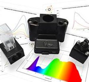 Tiny Low Cost Spectral Sensor from Ocean Optics Suited to OEM Integration and Benchtop Use
