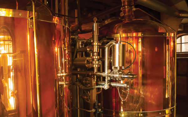 Providing sustainable water systems for distilleries