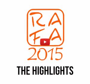 Watch the New Food RAFA 2015 Highlights