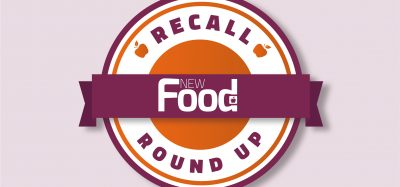 Recall roundup: infant milk, salmon and breakfast burritos