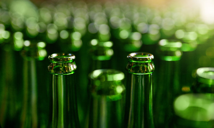 Report shows growth of glass packaging production in EU