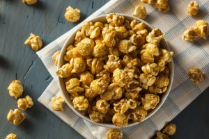 Report suggests surge in snack food market