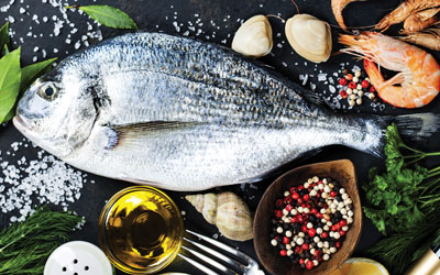 Safe seafood consumption for pregnant women and young children