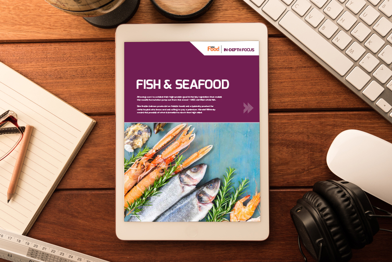 Fish & Seafood in-depth focus 2017
