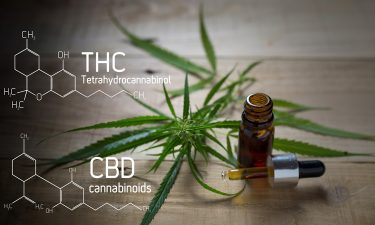 Testing positive for THC from CBD