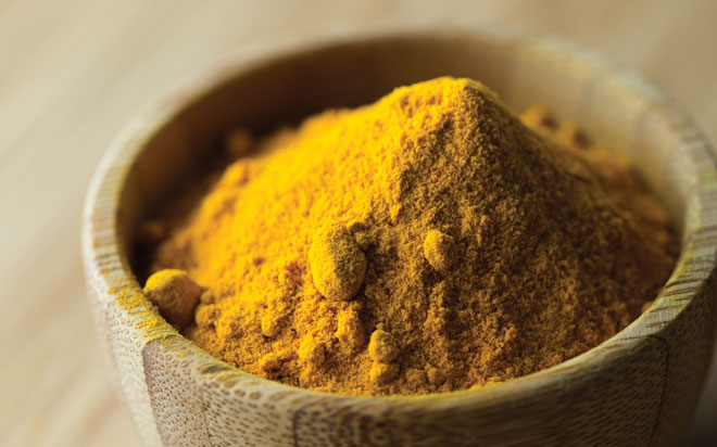 The science of turmeric