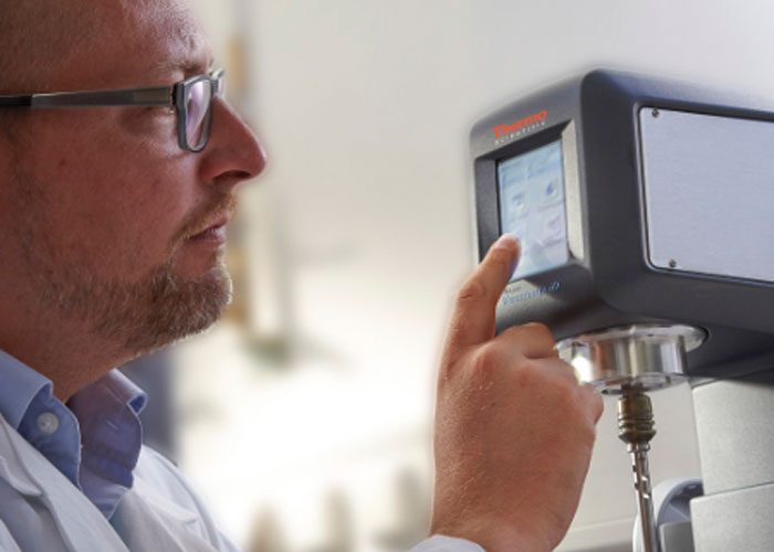 New intelligent rheometer responds intuitively to individual quality control demands