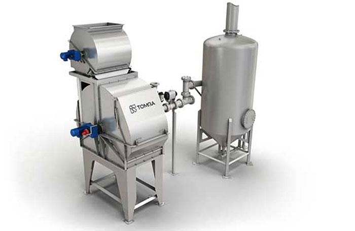 A perfect peeling solution for seasonal vegetable & fruit processors