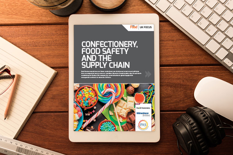 Confectionery, Food Safety and the Supply Chain - UK Focus 2018