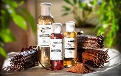 Vanilla Etc. pick up three 'Great Taste 2015' awards